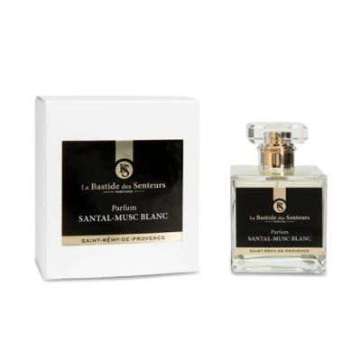 Parfum 100ml Santal - Musc Blanc