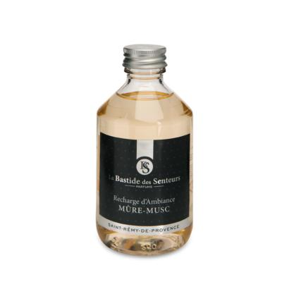 Recharge d'Ambiance 250ml Mûre - Musc