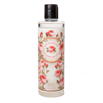 Gel douche 250ml Rose